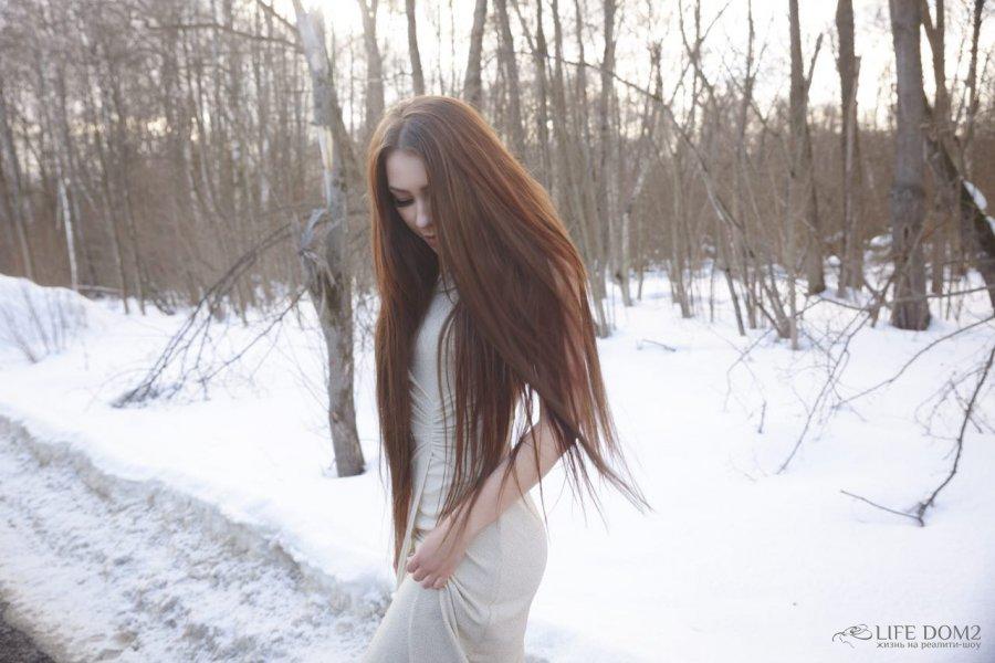 Фотосессия участницы «Дом 2» Алёны Савкиной