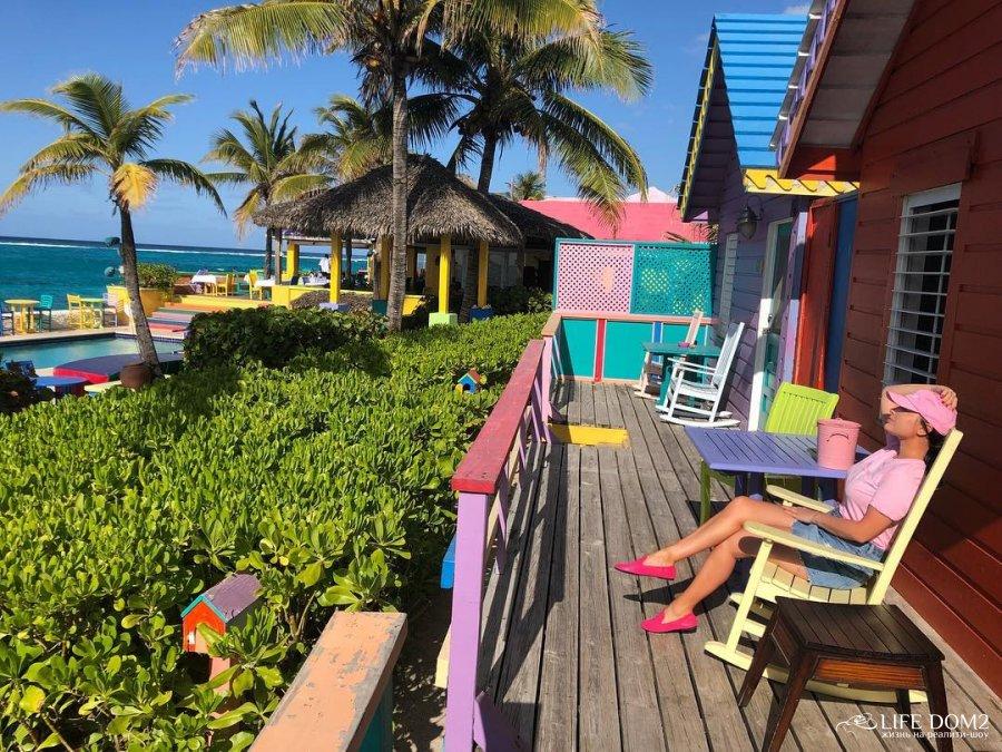 Нелли Ермолаева с семьей улетела на Багамы