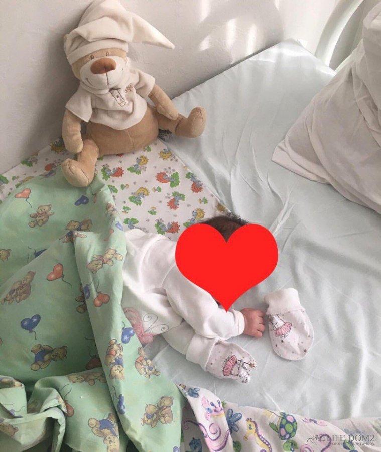 Ольга Рапунцель благодарна Богу за то, что стала мамой