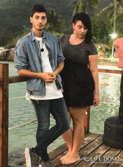 Саша Черно и Иосиф Оганесян вместе уже год