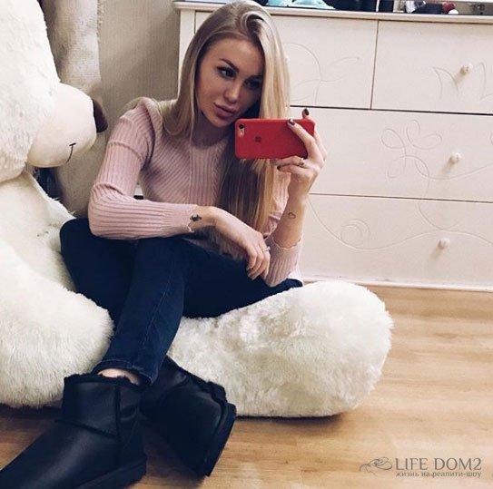 Юля Самсонова рассказала о первой встрече со своим мужем