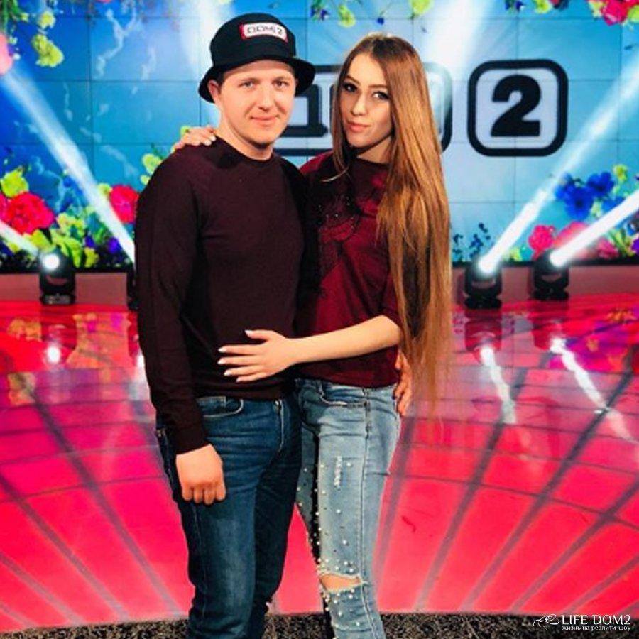 На кадрах из будущего эфира Алена Савкина и Илья Яббаров занимаются мерзкими вещами