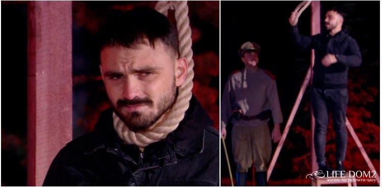 Даниил Гухман и Давид Анташвили поддерживают друг друга