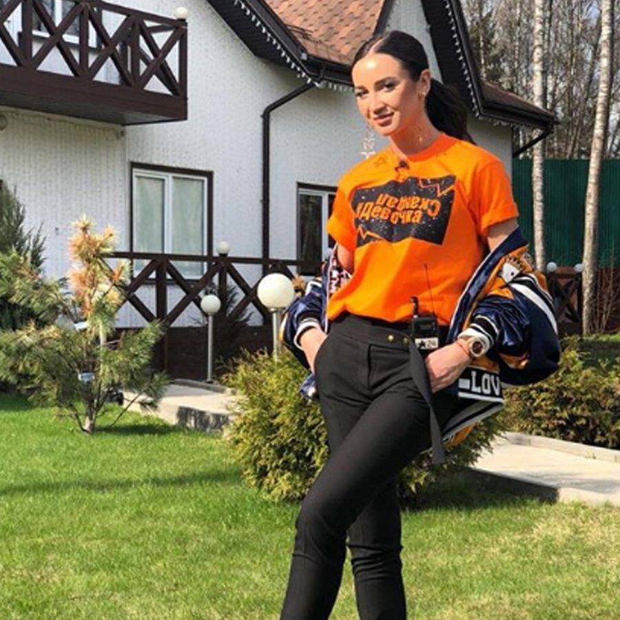 В сети появились слухи о романе Ольги Бузовой с молодым хоккеистом
