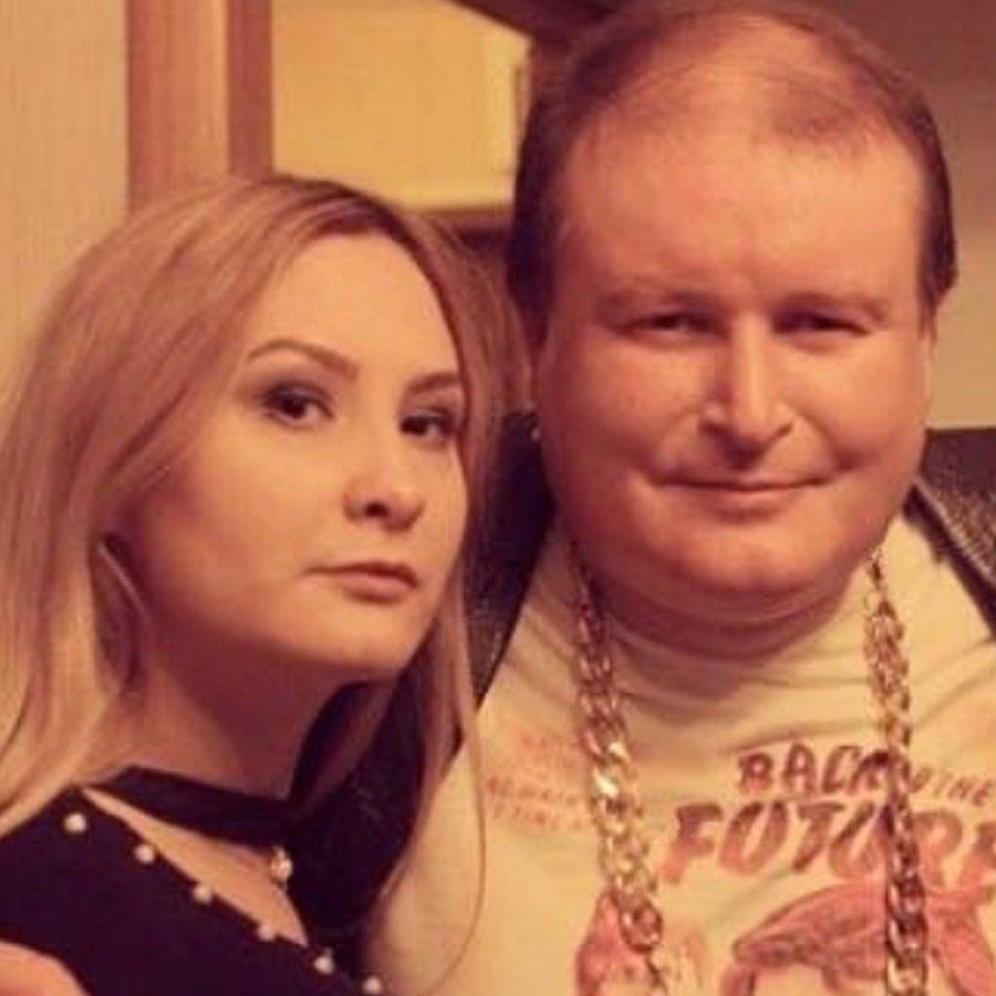 Колян Должнаский узаконил отношения со своей пассией