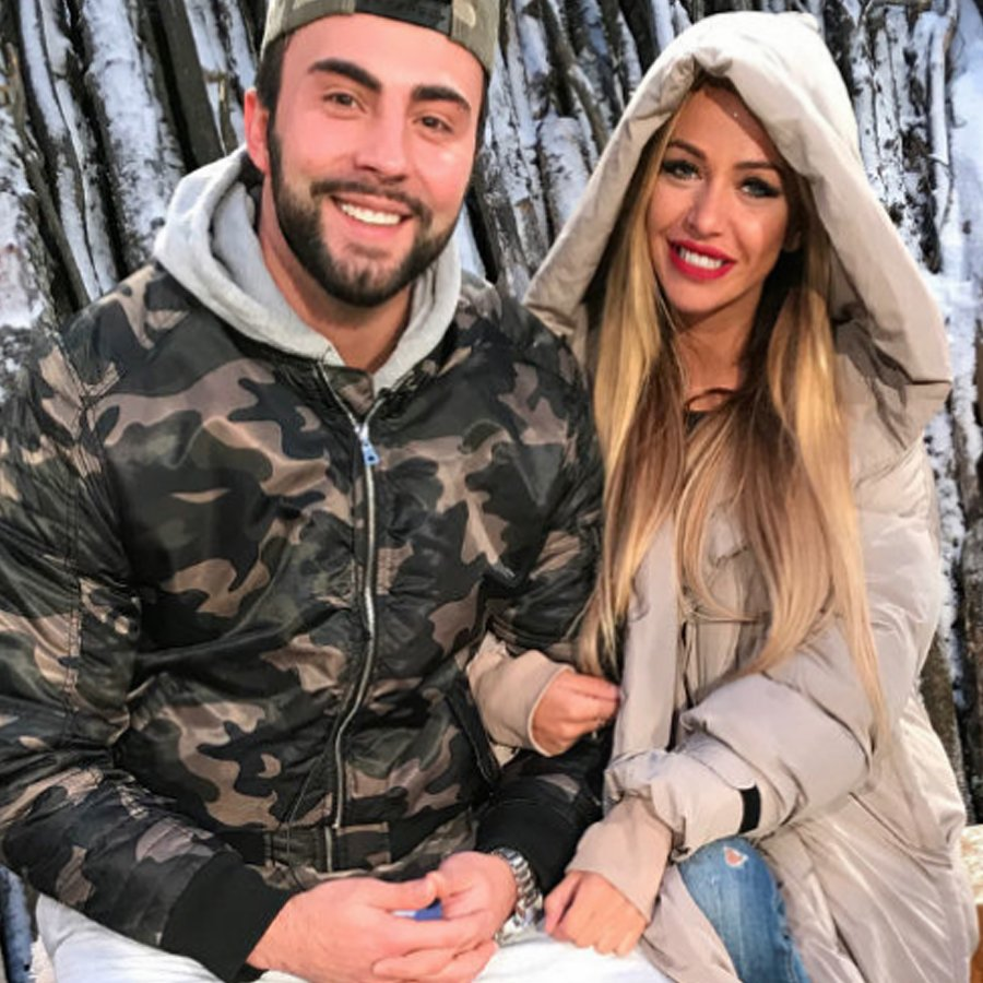 Лиза Триандафилиди и Алексей Чайчиц занялись «волшебством» прямо на пляже