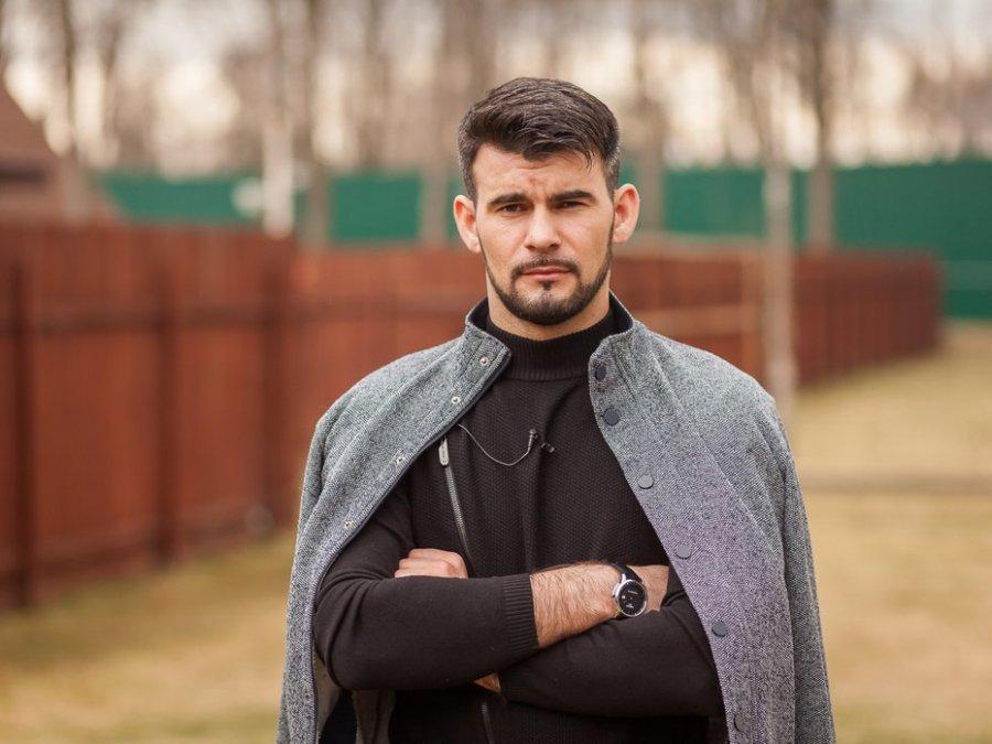 Андрей Зубенко рассказал, чем занимался в прошлом