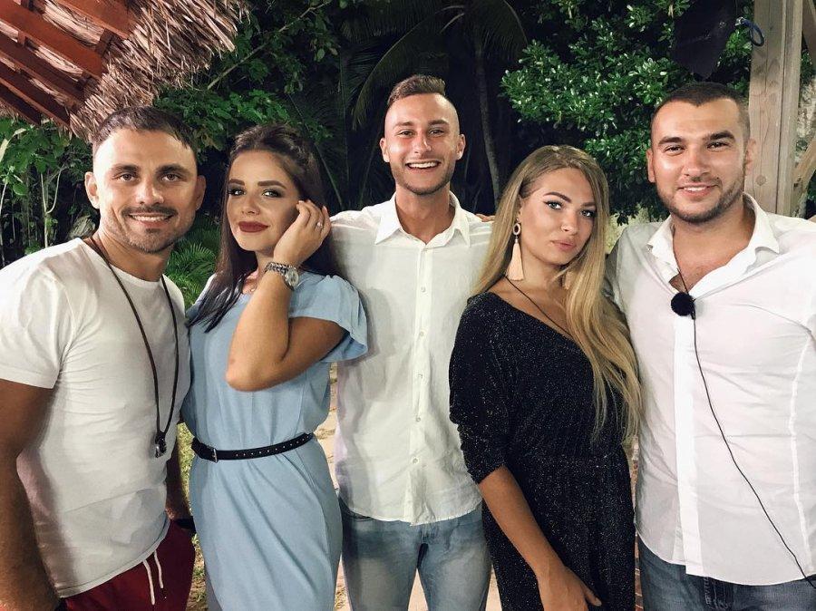 Давид Анташвили и Вика Борисевич прилетели на Сейшелы