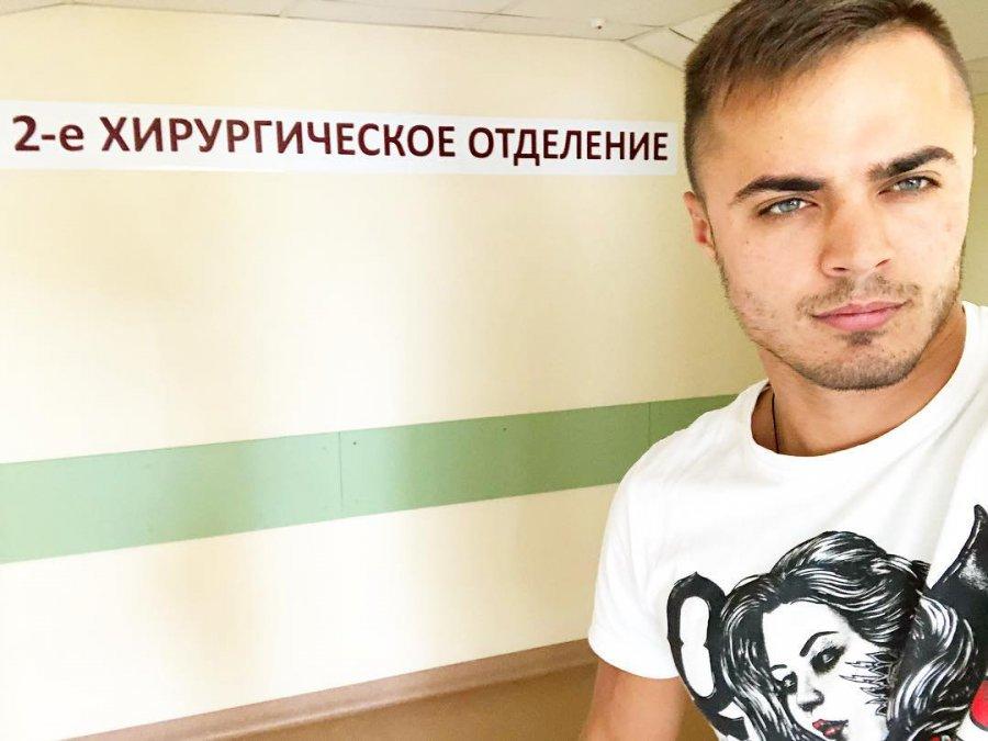 Алексей Купин рассказал о последствиях серьезной операции