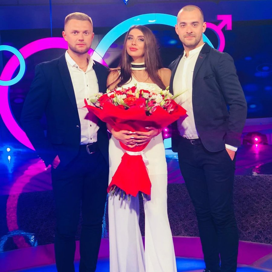 Данил Гухман рад, что победили Таня Мусульбес и Витя Литвинов