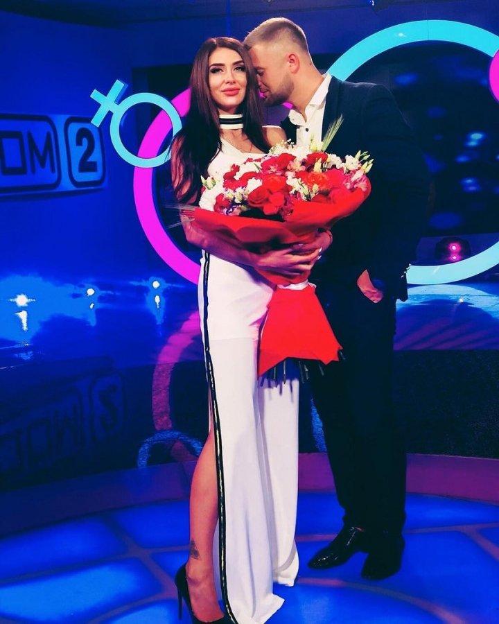 Витя Литвинов и Таня Мусульбес безгранично рады своей победе