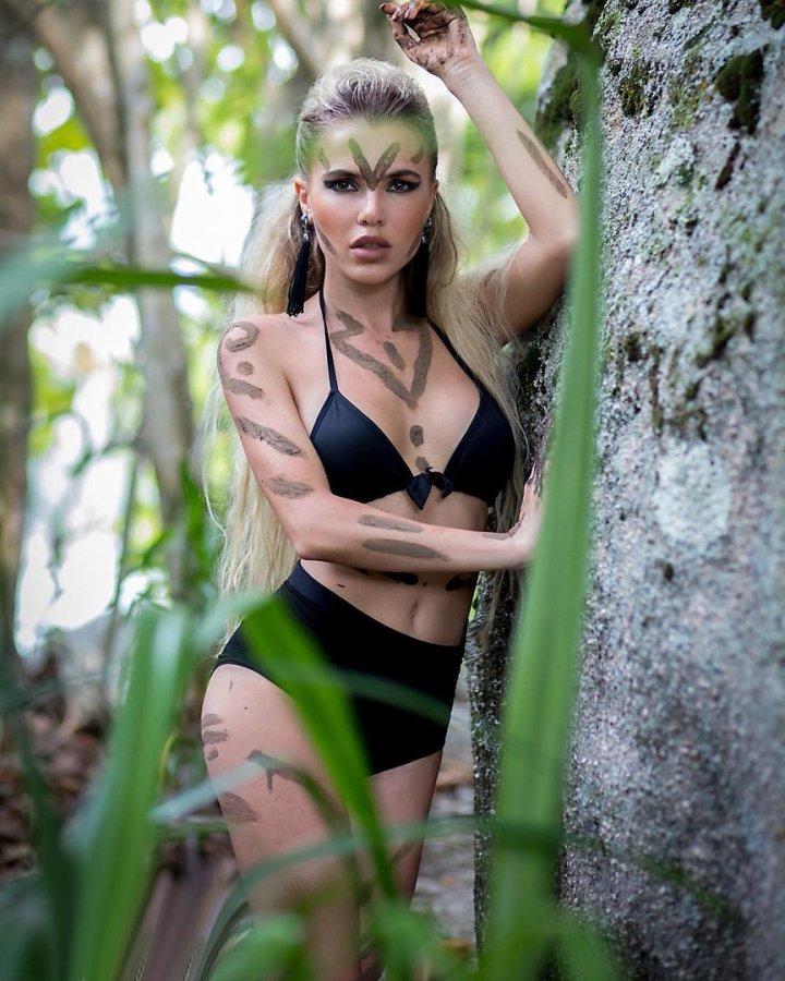 Дарья Друзьяк решила, что она ответственная за провокации на Острове
