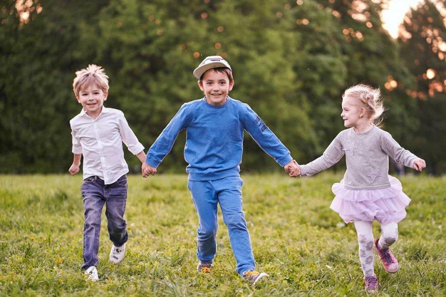 Ольга Гажиенко рассуждает, какими будут ее сын и племянники через 10 лет