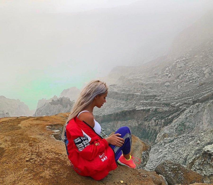 Лёша Чайчиц и Лиза Триардафилиди отдыхают вместе на Бали
