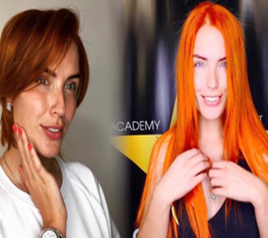 Оксана Ряска сделала непривычные для себя наращенные волосы