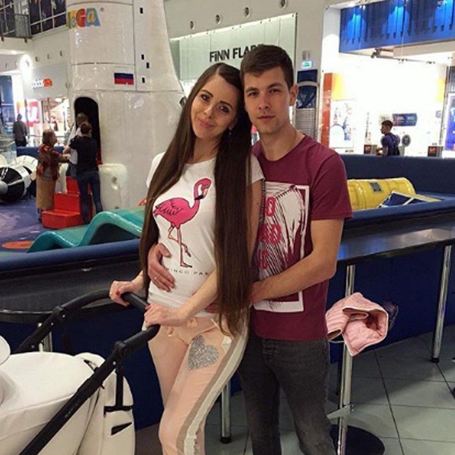 Дмитрий Дмитренко и Ольга Рапунцель планируют устроить из крещения дочери грандиозное событие