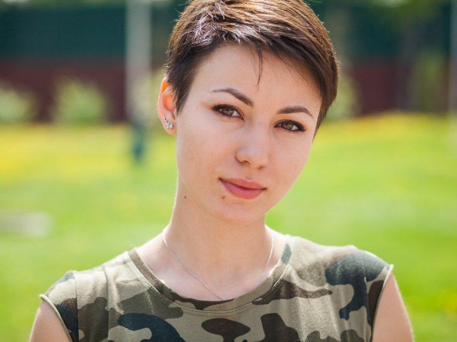 Яна Петрова заново знакомится сама с собой