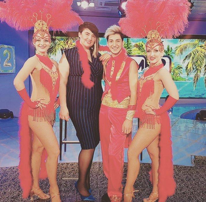 Иосиф Оганесян больше не танцует на шоу