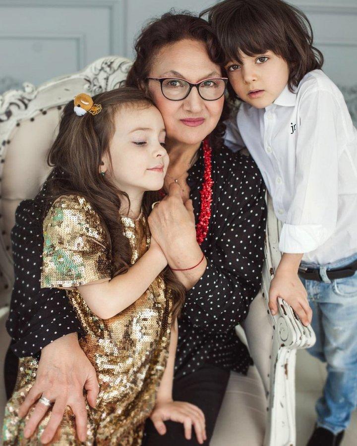 Киркоров показал воспитательницу своих детей