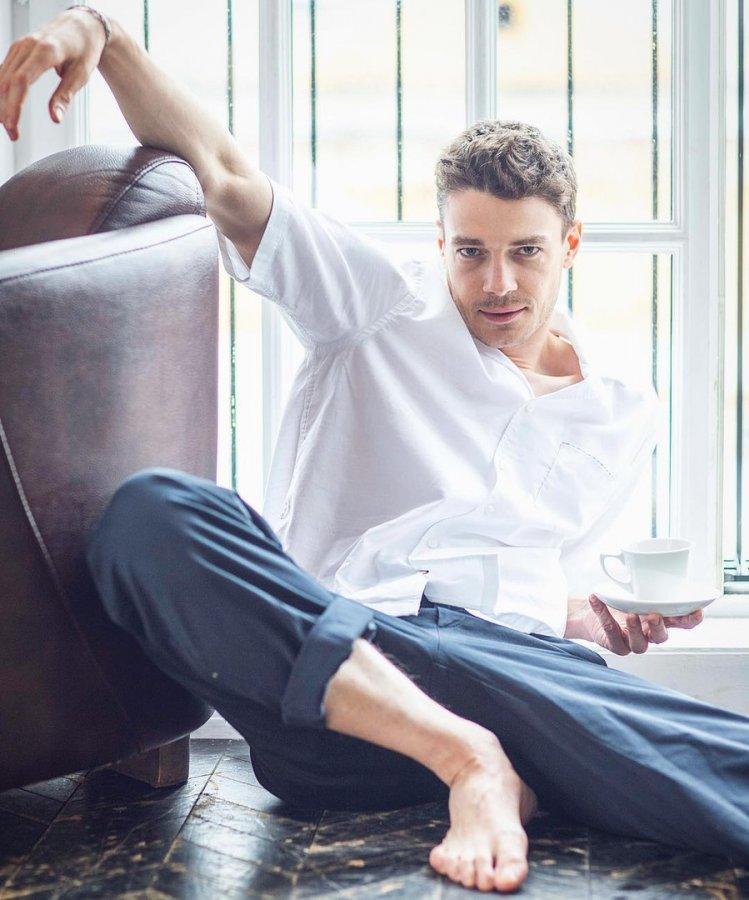 Максим Матвеев посвежел после года воздержания от кофе