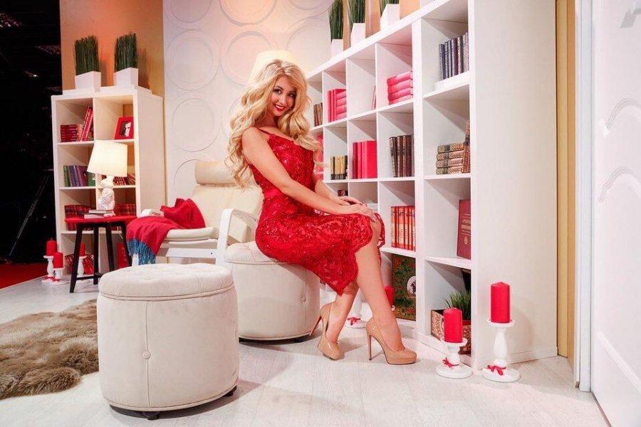 Марго Овсянникова довольна тем, как она справилась с ролью ведущей