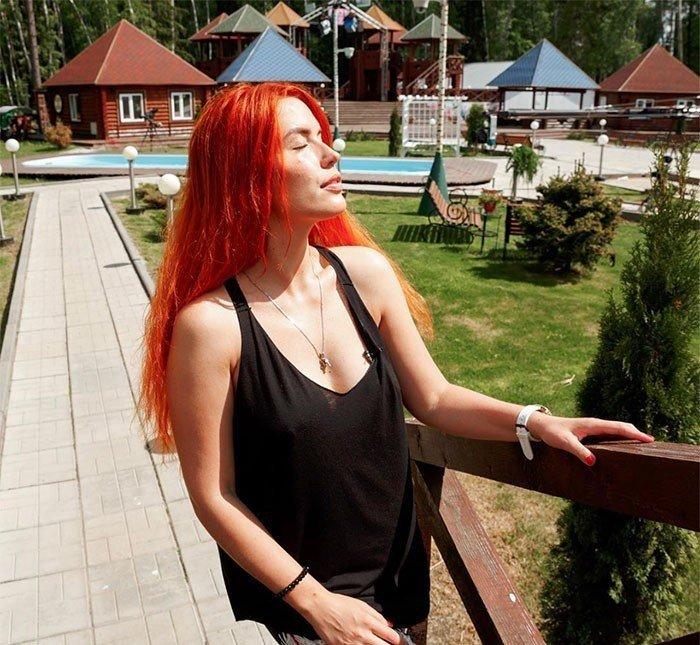 Оксана Ряска считает, что место на проекте у нее уже практически в кармане