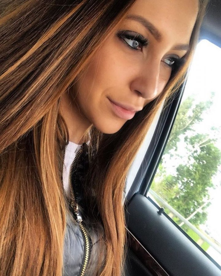 Алена Савкина исполнила свое давнее желание