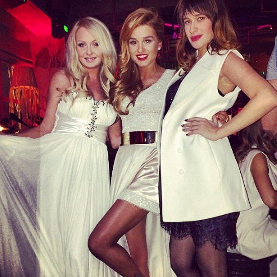 Ксения Бородина и Елена Бушина больше не являются подругами