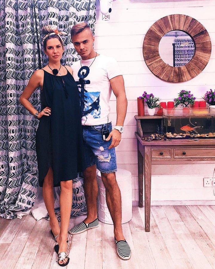 Фотоподборка с Сейшел примирившихся Майи Донцовой и Лёши Купина