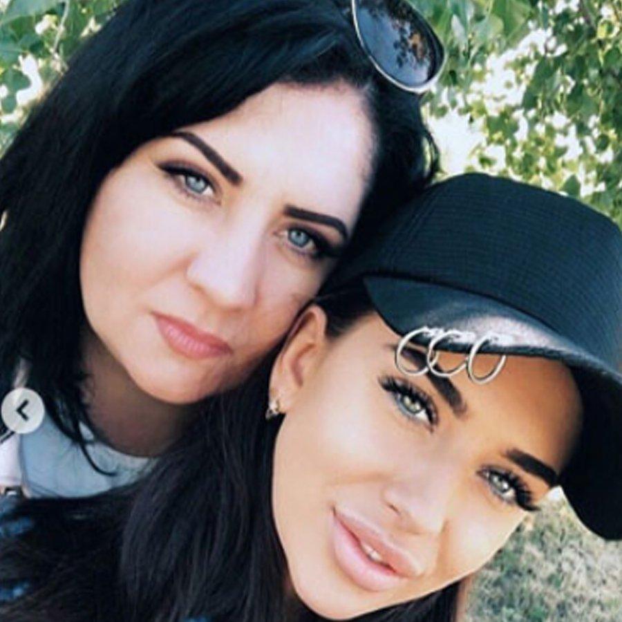 Татьяна Мусульбес уступает в привлекательности своей маме