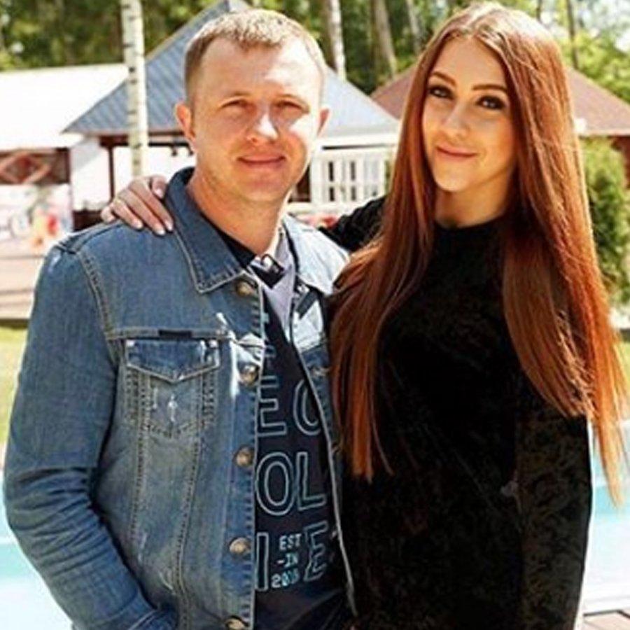 Илья Яббаров и Алена Савкина выбрали имя для своего ребенка