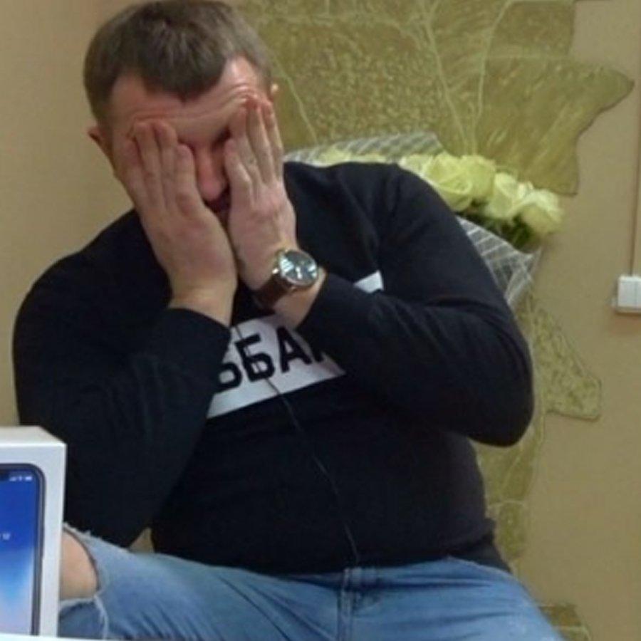 В сети появился очередной компромат на Илью Яббарова