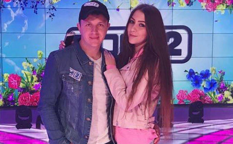 Алена Савкина и Илья Яббаров поспешили с ребенком