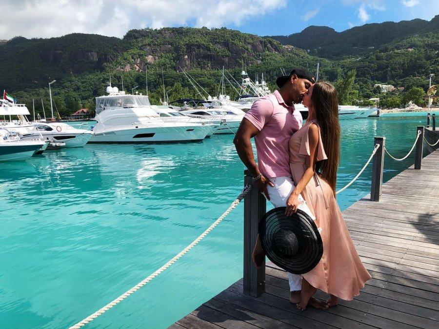Фотоподборка невероятно красивых Анастасии Ендальцевой и Мондезира Свет-Амура