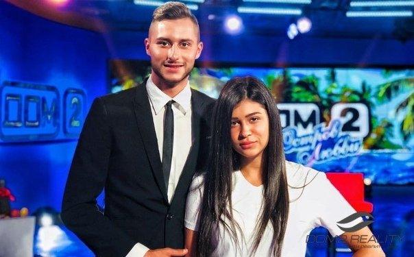 Андрей Денисов устал смотреть на недовольное лицо Иваны Дидовой