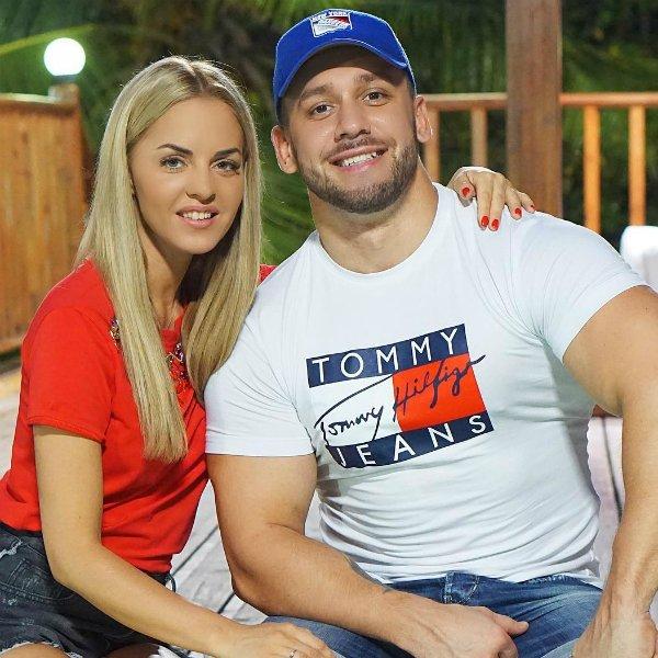 С кем Сергей Кучеров изменил Юле Ефременковой?