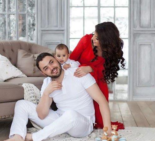 Саша Гобозов против того, чтобы его сын находился на проекте