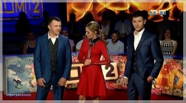 Илья Яббаров и Дима Дмитренко не разожгли «Пламя любви»