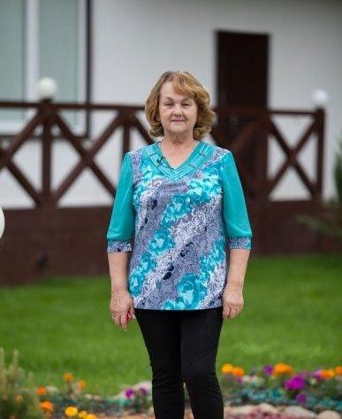 Ольга Гобозова уже начала подготовку к празднованию юбилея на проекте