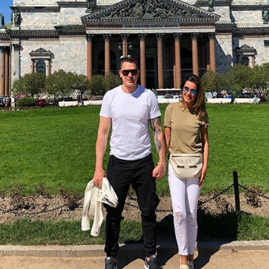В сети в очередной раз заговорили о возможно разводе Ксении Бородиной и Курбана Омарова