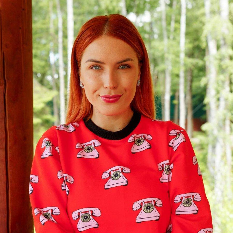Фотоподборка рыжеволосой красавицы «Дом 2» Оксаны Ряска
