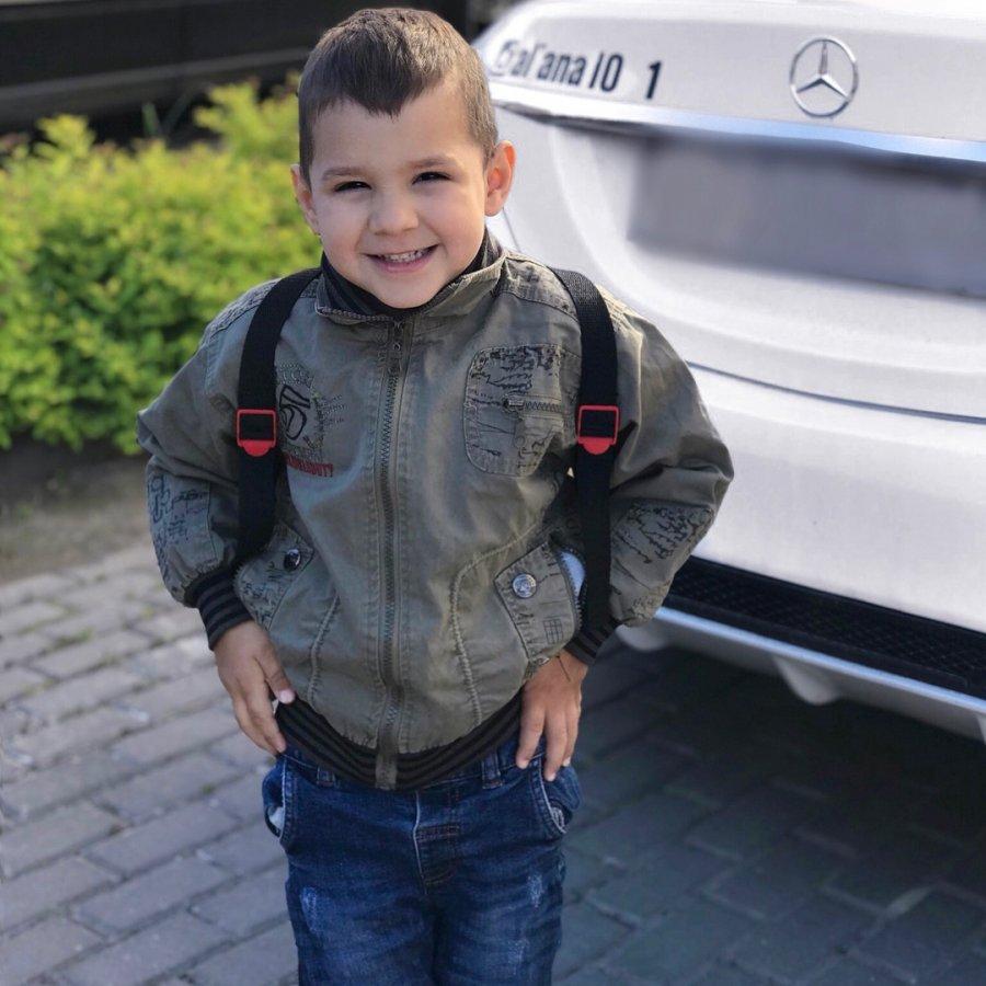 Алиана Устиненко рассказала, как ее сын собирается в детский сад