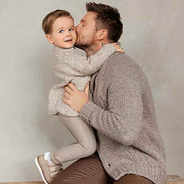 Лазарев развивает в своем сыне спортивные таланты