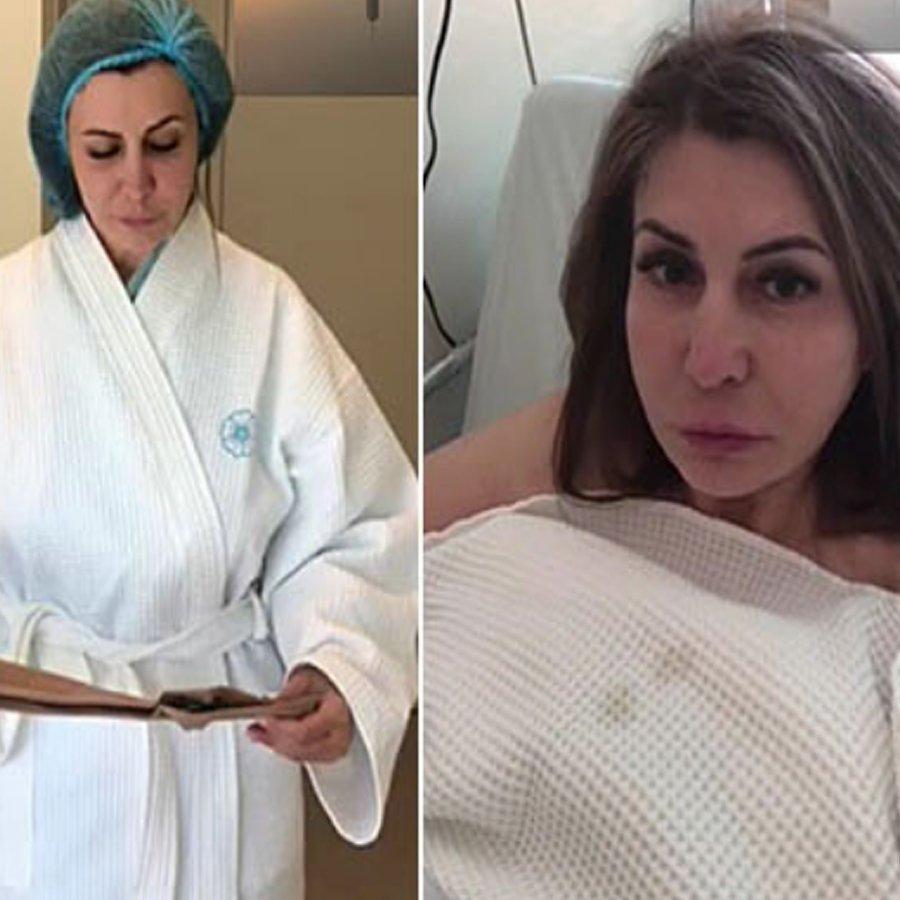 Ирина Александровна решилась на очередную операцию