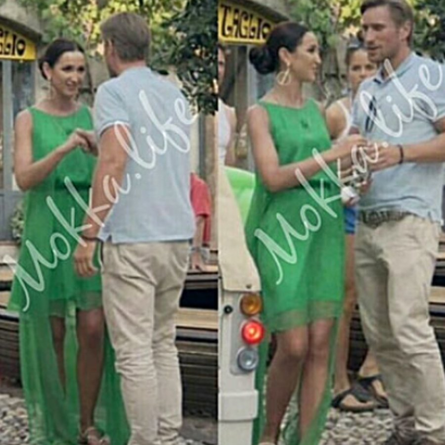 Ведущую телепроекта «Дом 2» Ольгу Бузову заметили с ее новым молодым человеком