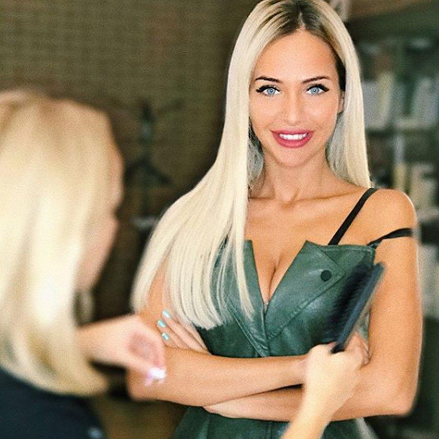 Лиза Триандафилиди планирует принять участие в конкурсе «Мисс Россия»