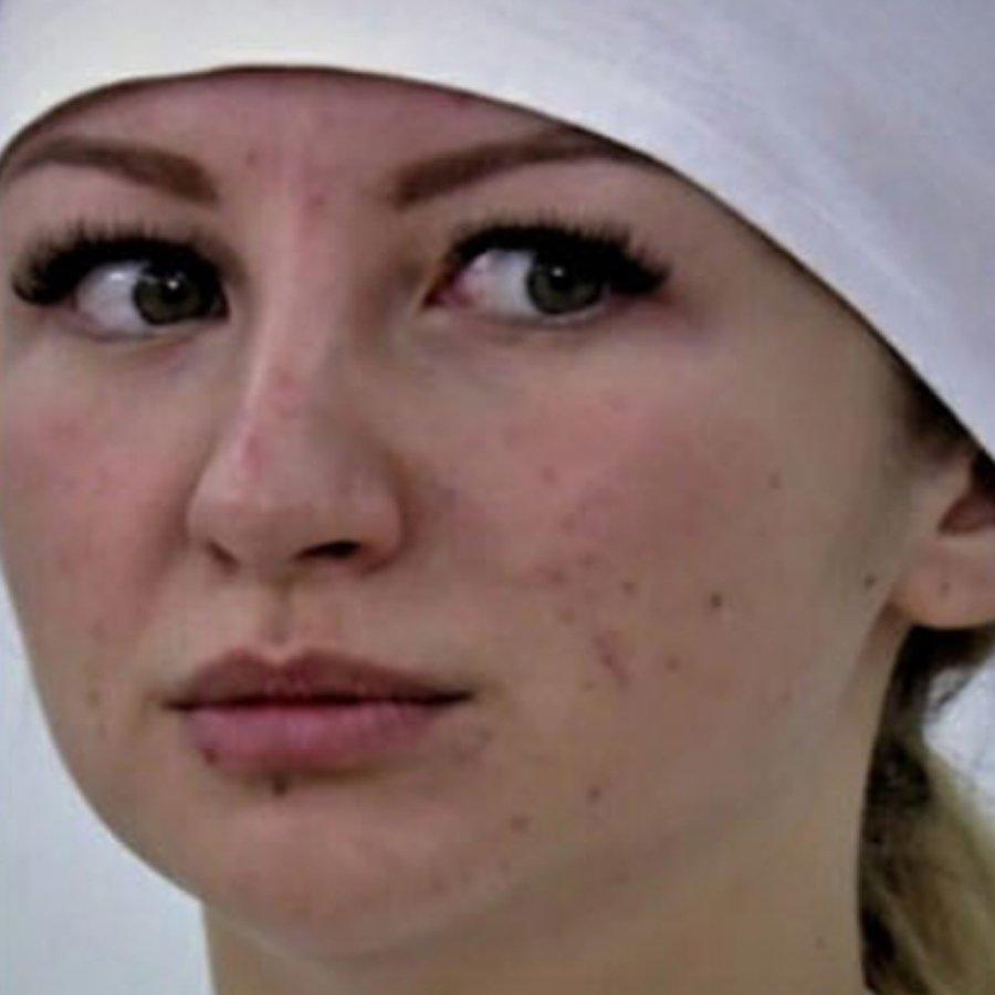 Внешность Риты Овсянниковой без косметики оставляет желать лучшего