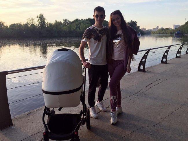 Фотопоборка молодой семьи Ольги Рапунцель и Дмитрия Дмитренко
