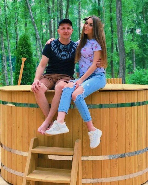 Фотоподборка будущих родителей Алёны Рапунцель  (Савкиной) и Ильи Яббарова