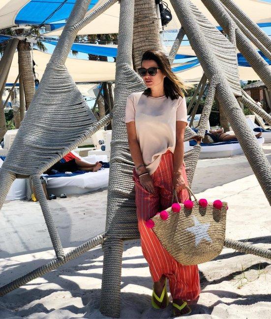 Фотоподборка ведущей «Дом 2» Ксении Бородиной с отдыха в Турции